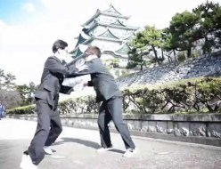 【踊ってみたんすけれども】エグスプロージョン 名古屋城×SKE48「12月のカンガルー」