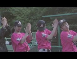 野球のサイン【AIDANO MOVIE】エグスプロージョン×ひとりでできるもん LIVE TOUR 2014 POP CORN